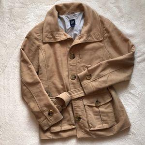 Gap pea coat women's size medium